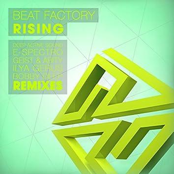 Rising (Remixes)