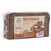 Sol Natural Pan Aleman 3 Cereales 500 Gramos