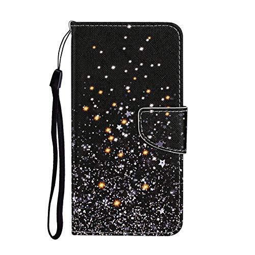 Hülle für Galaxy S10e Handyhülle Schutzhülle Leder PU Wallet Bumper Lederhülle Ledertasche Klapphülle Klappbar Magnetisch für Samsung Galaxy S10e/G970F - ZIXC0010538#5