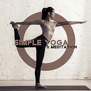 Simple Yoga & Meditation