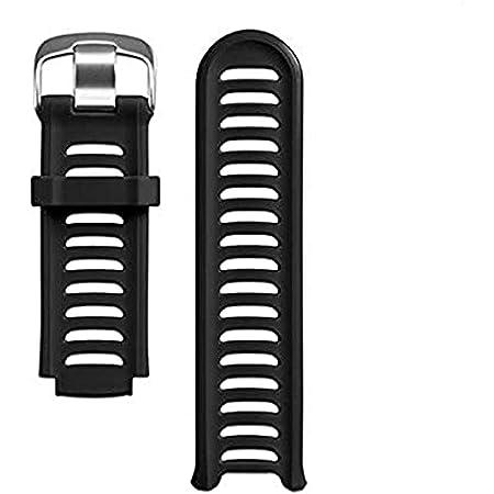 Garmin - Bracelet de Rechange pour Montres Forerunner 910XT - Noir