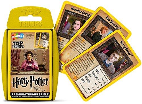 Harry Potter - Top Trumps Orden des Phönix - Kartenspiel | Deutsch