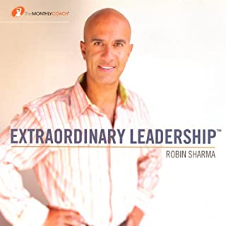Extraordinary Leadership cover art