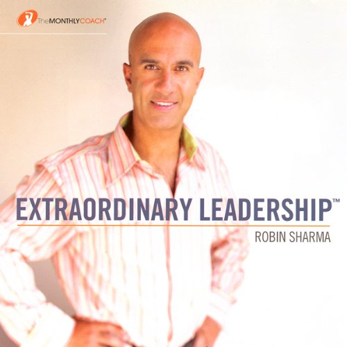Extraordinary Leadership audiobook cover art