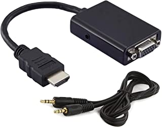 CABO HDMI M/HDB15 F 15CM C/AUDIO