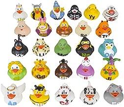 Rhode Island Novelty 2 Alphabet Rubber Ducks (26 Piece) by Rhode Island Novelty