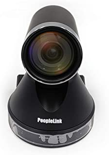 Peoplelink iCam WHD 1080 12X USB Video Conference Camera | Pan Tilt Zoom | IR Remote Controllable | Auto Brightness Adjust...
