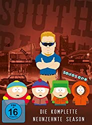 South Park - Die komplette 19. Season [DVD]