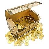 ベルギー産 コインチョコレート 2kg 宝箱付 イベント用 ミックス 業務用 大容量 プレゼント ハロウィン
