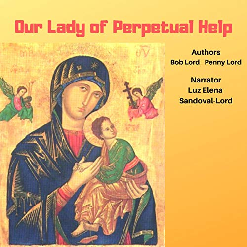Our Lady of Perpetual Help audiobook cover art