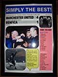 Lilywhite Multimedia Manchester United 4 Benfica 1–1968