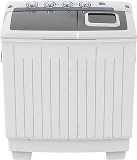 Easy LED1642B2 Lavadora Semiautomática, 16 kg, color Blanco