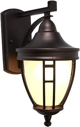De esLamparas Exterior Amazon Apliques Oxido Iluminación qSpLMUVzG