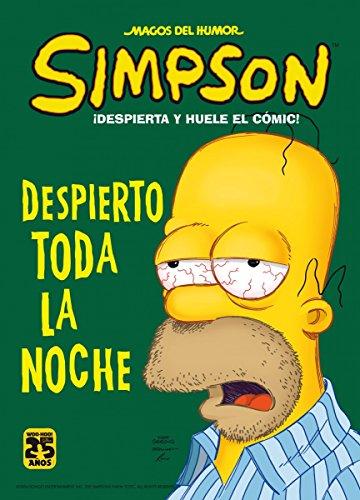 ¡Despierta y huele el cómic! (Magos del Humor Simpson 43)