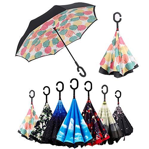 Paraguas Invertido, reversible