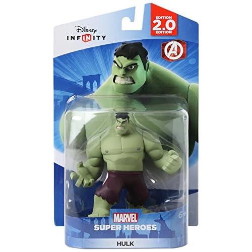 Disney Infinity 2.0 Marvel Super Heroes Hulk Figure