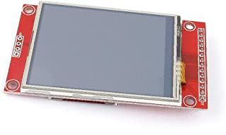 """X-DREE 3.3V 240x320 2.4"""" high performance SPI TFT LCD essential Touch Panel Module well made PBC ILI9341(c68-25-83-9aa)"""