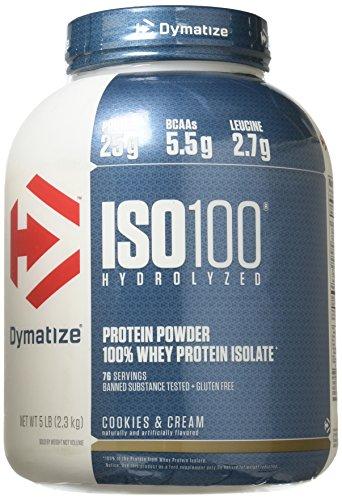 Iso 100 (2,3kg) - Dymatize