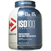 ISO 100 5 lbs (2275g) Biscotto e crema - 51qCnPkzCyL. SS166