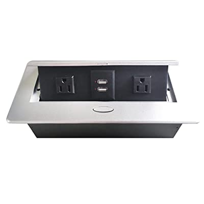 ZESHAN Damped Multimedia Outlet Connection Box ...