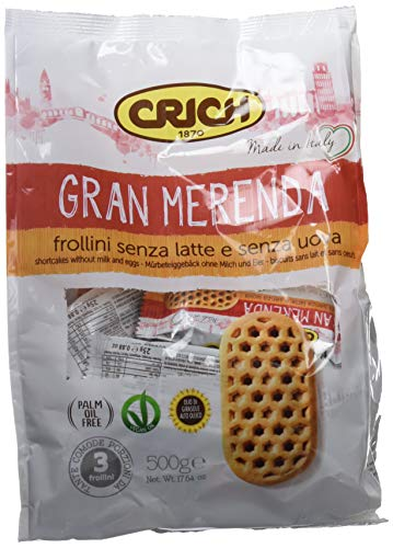 Crich Frollini Gran Merenda Gr.500