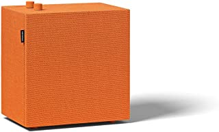 Urbanears Stammen Multi-Room Wireless and Bluetooth Connected Speaker, Goldfish Orange (04091777)