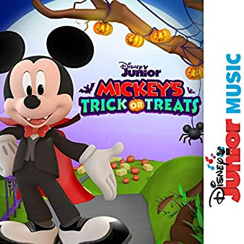 Disney Junior Music: Mickey's Trick or Treats