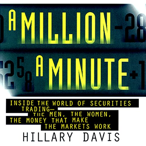 A Million a Minute audiobook cover art