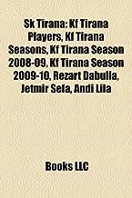 Sk Tirana: Kf Tirana Players, Kf Tirana