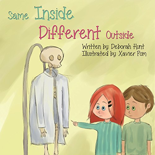 Same Inside, Different Outside  By  cover art