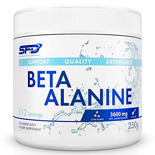 Allnutrition Beta-Alanine Endurance Max, Powder, 250 gm