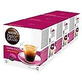 Nescaf? Dolce Gusto Espresso Decaffeinato, Pack of 3, 3 x 16 Capsules