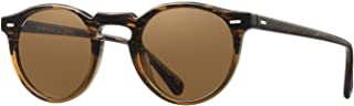 Gregory Peck Sun OV5217S - 100153 Sunglasses Tortoise w/ Brown Lens 47mm
