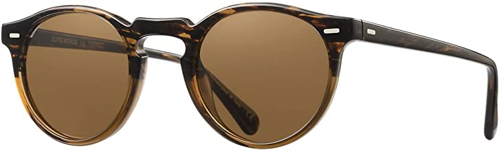 Oliver Peoples Gregory Peck Sun OV5217S - 100153 Sunglasses Tortoise w/ Brown Lens 47mm