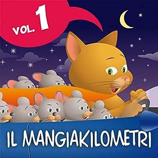 Le fiabe del Mangiakilometri Vol.1 copertina