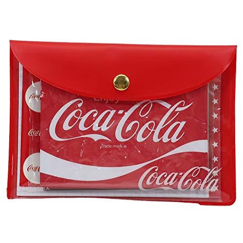 レターセット[コカコーラ]ポーチ入り ミニレター/2020SS CocaCola