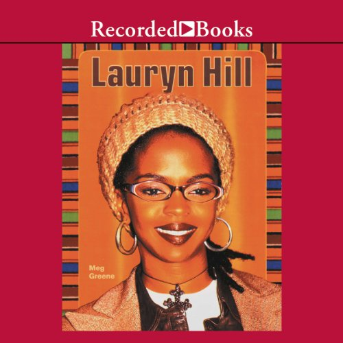 Lauryn Hill audiobook cover art