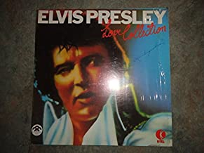 Elvis Presley, Love Collection (Latam Re Issue // Vinyl)