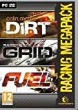Racing mégapack 3 jeux - Dirt + Race driver grid + Fuel