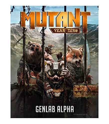 Mutant Year Zero Genlab Alpha