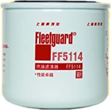 Fleetguard FF5114, Diesel Fuel Filter, for Fiat Hitachi, GMC, Komatsu