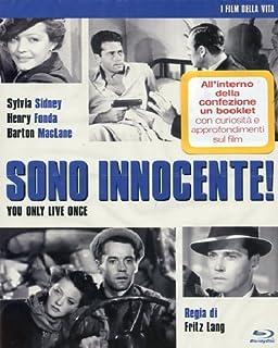 sono innocente [Italia] [Blu-ray]