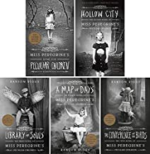 Miss Peregrine's Home for Peculiar Children Books 1-5