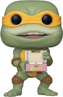 Películas Funko Pop: Teenage Mutant Ninja Turtles: Secret of The Ooze - Michaelangelo