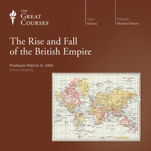 The Rise and Fall of the British Empire Titelbild