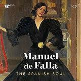 Manuel de Falla-the Spanish Soul