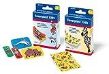 Coverplast Kids - Tiritas para niños (1 m x 6 cm)