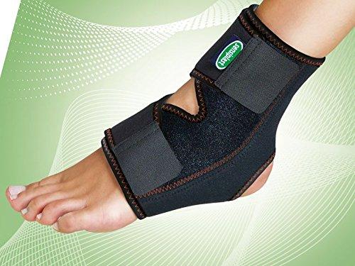 SENSIPLAST® Fussbandage AIRCON Fussgelenkbandage Bandage Fuss