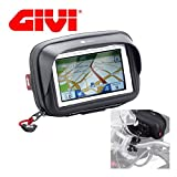 SUPPORT UNIVERSEL GPS SMARTPHONE APPLE IPHONE 6 PLUS COMPATIBLE AVEC SCOOTER MOTO ET VELO S954B GIVI