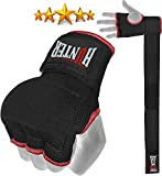 Best Hand Wraps - HUNTER Gel Padded Inner Gloves with Hand Wraps Review